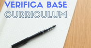 Verifica base del curriculum